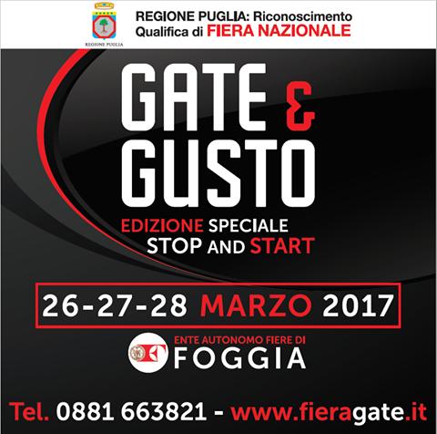 Popolo Hotellerie alla Fiera GATE & GUSTO 2017. Vieni a trovarci.