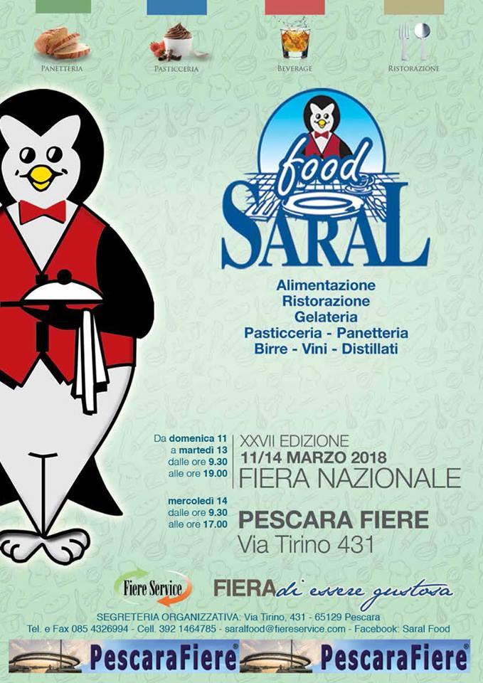Popolo Hotellerie al Saral Food di Pescara